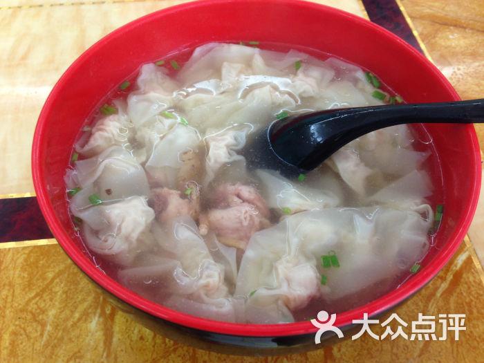 沙县小吃-土鸡汤馄饨图片-上海美食-大众点评网