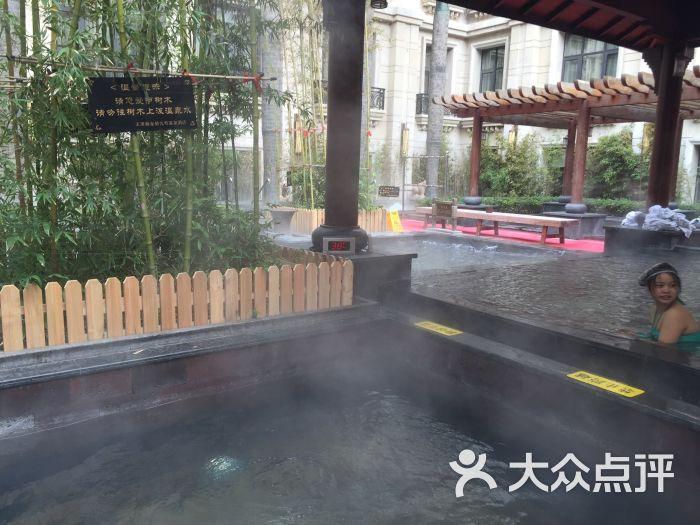 深圳金叶子温泉、南昆山国家森林公园二天游