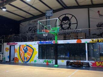 星尚篮球馆