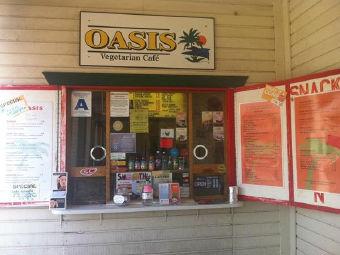 Oasis Vegetarian Cafe
