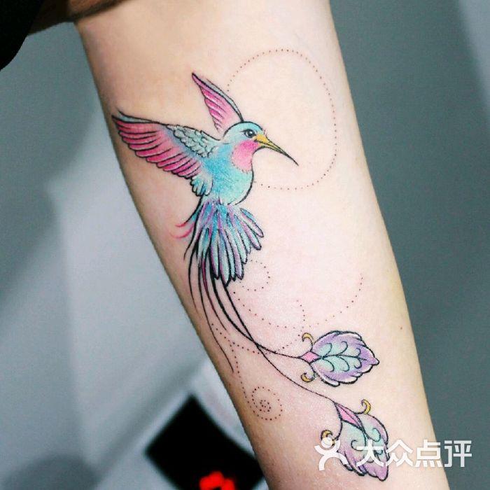 时针刺青纹身intimetattoo图片