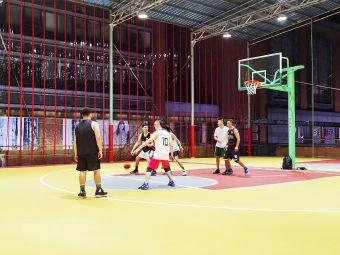 安明丽超梦篮球公园