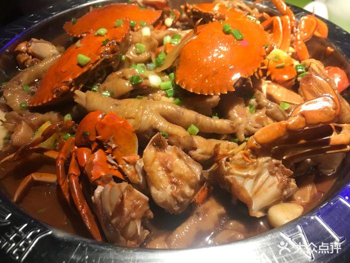 胖哥俩肉蟹煲(巴黎春天店)招牌肉蟹煲图片 - 第333张