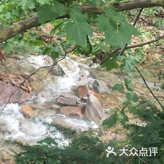 北九水风景区