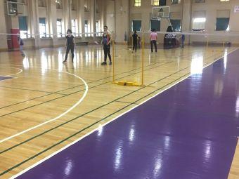 南开中学羽毛球馆