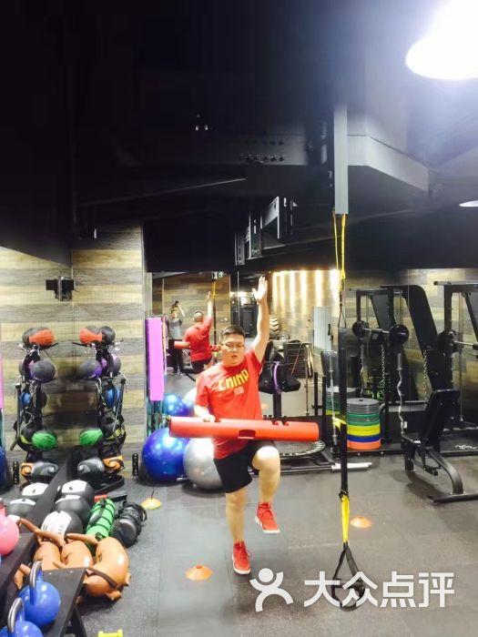 一本私教健身中心-图片-天津运动健身