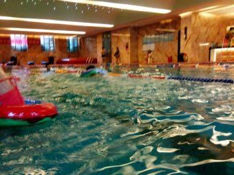 泳力健身游泳中心