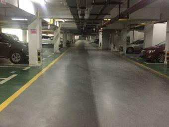 百步亭·世博园停车场