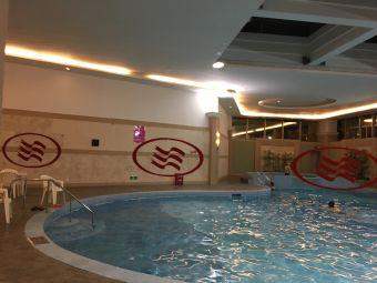 金鹰尚美酒店健身游泳中心