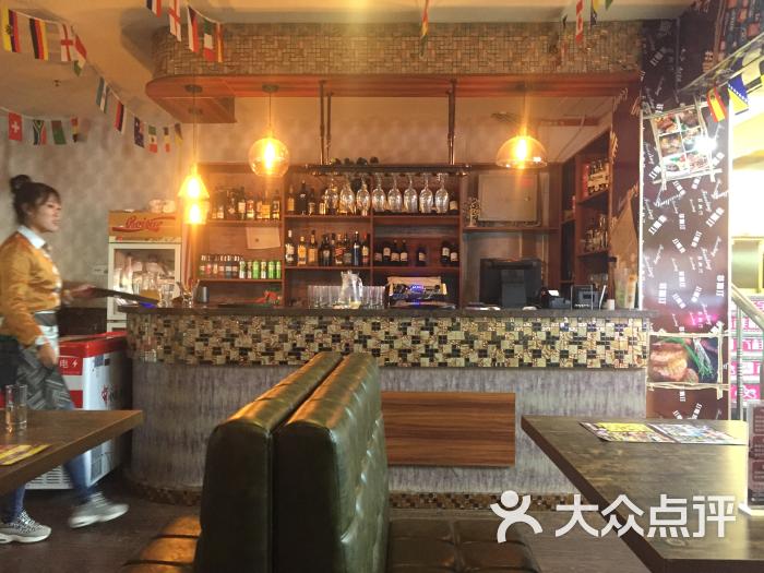 菲斯汀西餐厅-吧台图片-抚顺美食-大众点评网