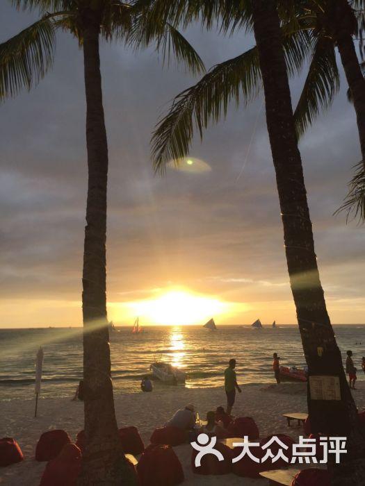 长滩岛丽晶沙滩酒店自助餐厅-图片-长滩岛美食-大众