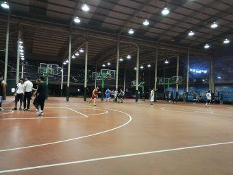 大田湾体育场篮球场