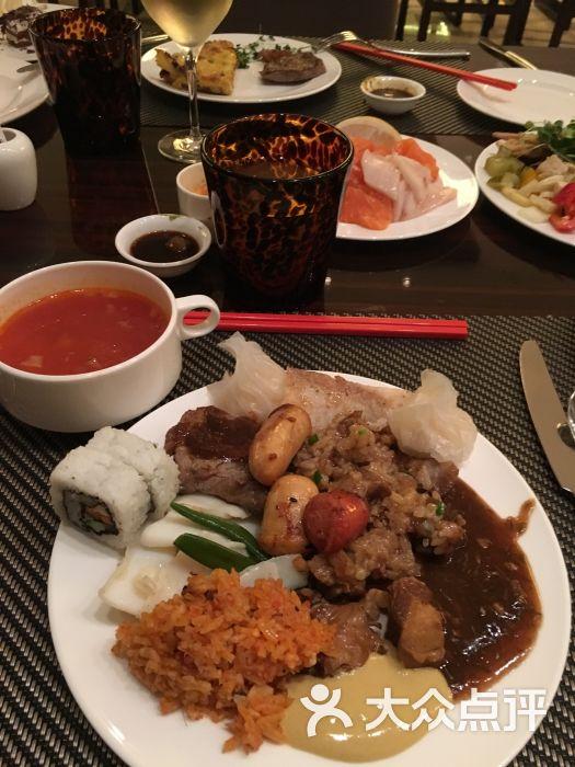 北京好吃的餐厅_北京希尔顿逸林酒店逸轩西餐厅图片 - 第14张