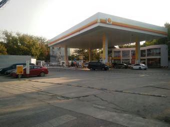 壳牌加油站