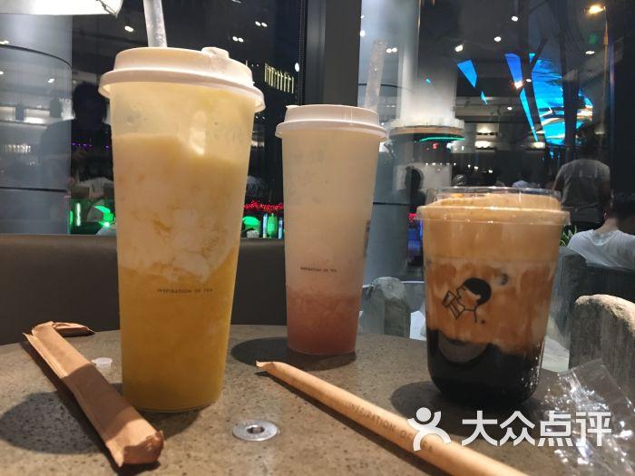 喜茶(圆融店)满杯金菠萝图片 - 第12张