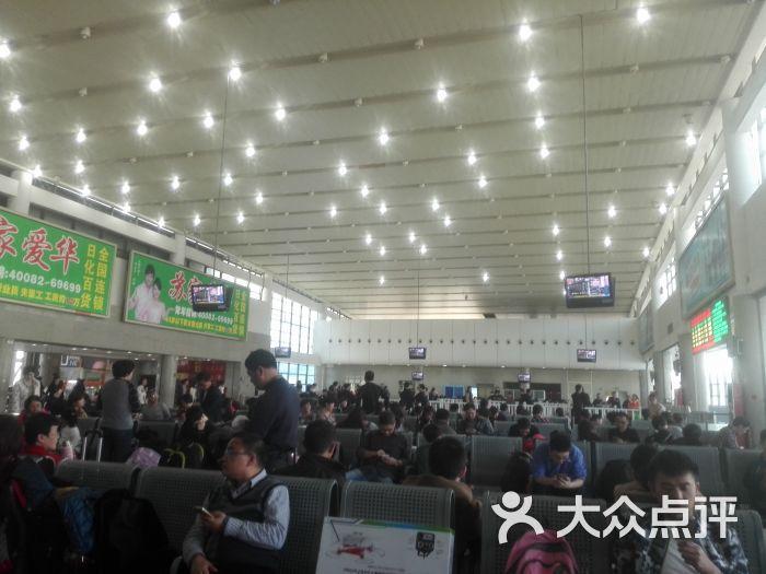 义乌火车站高铁候车室图片 - 第3张