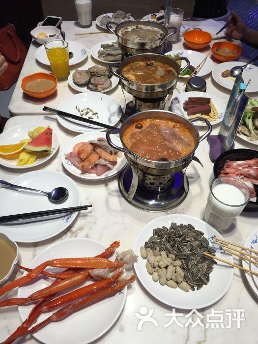 蓝鲨美食自助美食汇-美食-邯郸图片-大众点评网谱大全杰海鲜家常菜集图片