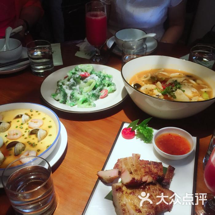 泰果东南亚图片-美食-兴化市餐厅到家会科技美食图片