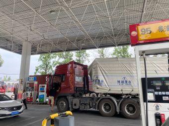 中国石油望乐加油站