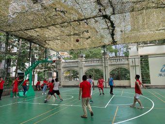 莱茵湖畔篮球场