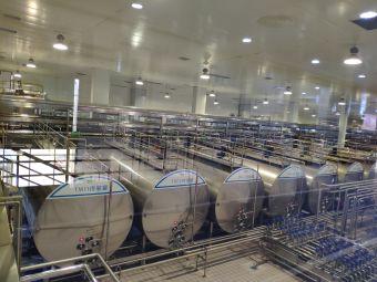蒙牛乳业工业园区