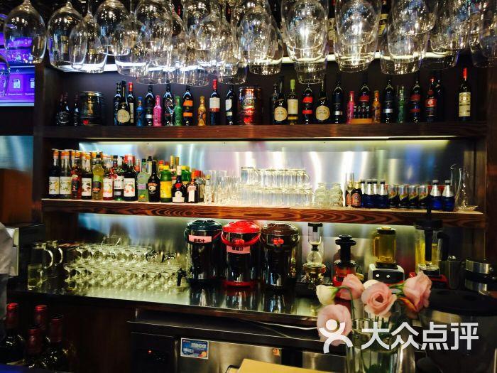 维娜西餐厅-吧台-环境-吧台图片-上海美食-大众点评网