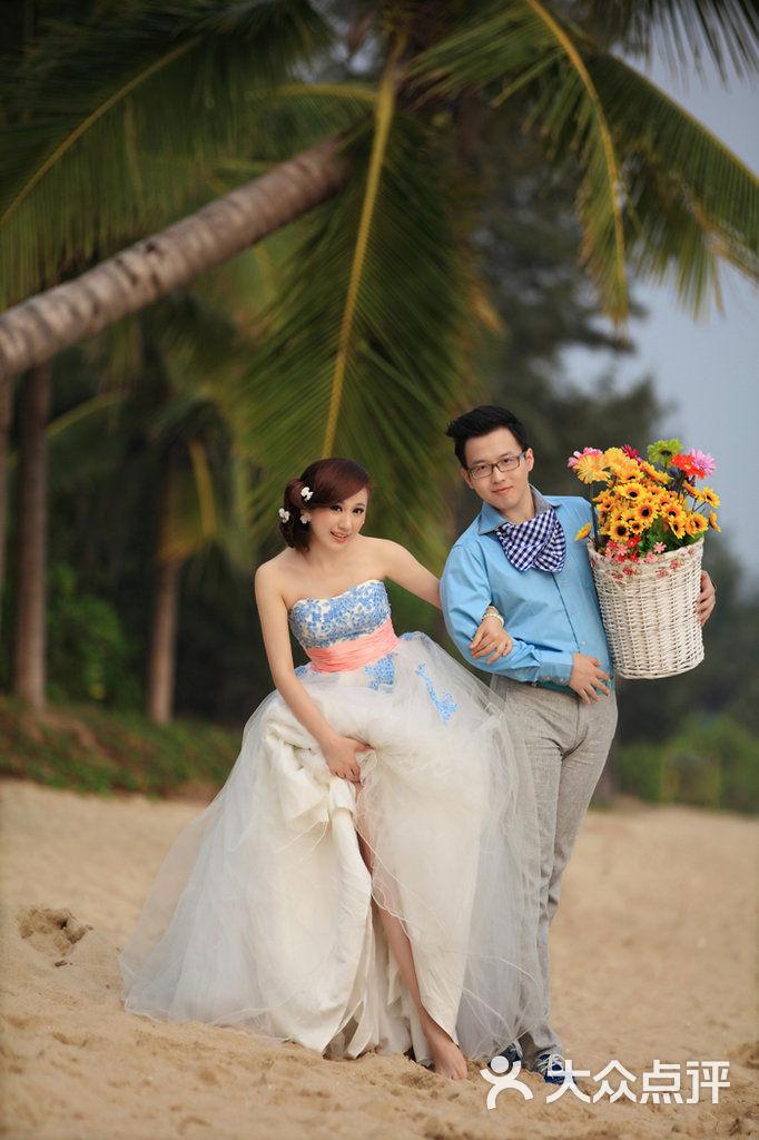 三亚克洛伊婚纱摄影