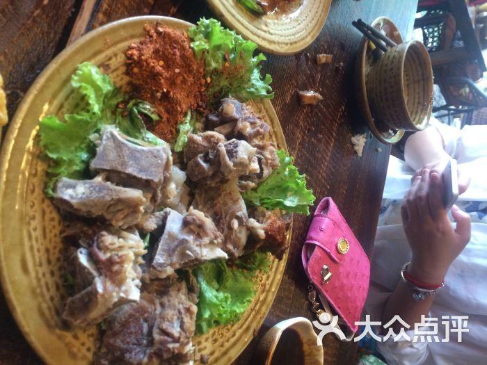 束河春天里餐厅·特色美食(春天里)的点评