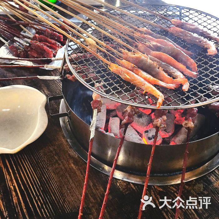 手把签美食图片-电话-佳木斯烤肉-大众开心网美食火盆点评图片
