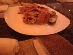 衡山宾馆毕卡第的自助餐