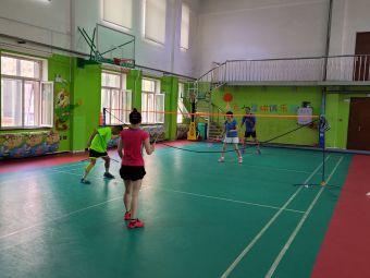 青年宫篮球馆