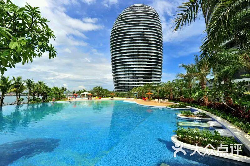 三亚凤凰岛海洋之舟度假酒店的点评
