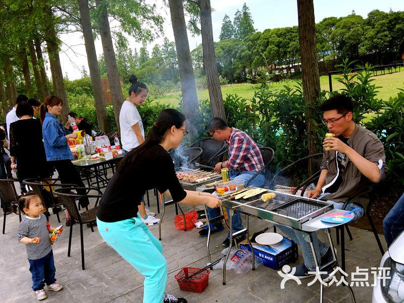 长岛庄园拓展基地-烧烤场所图片-崇明县休闲娱
