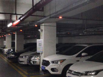 厦大南普陀地下停车场电动汽车充电站