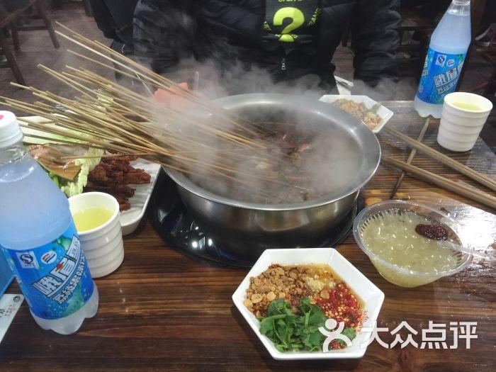 嘉州打的麻辣烫(张公桥店)-图片-乐山猛犸虏阿飘香俘虏美食美食图片