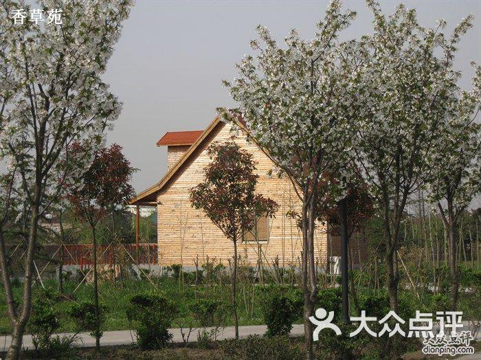 香草苑生态农庄酒店-木屋别墅图片-甪直酒店-大众