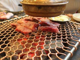 避馬街炭火烤肉