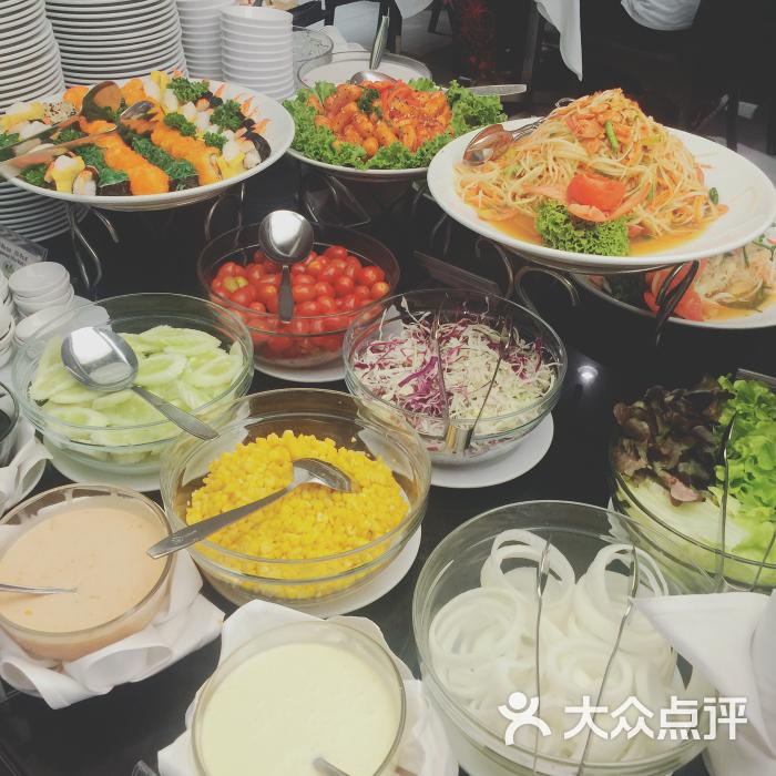 昭披耶公主号游轮餐厅图片 - 第4张