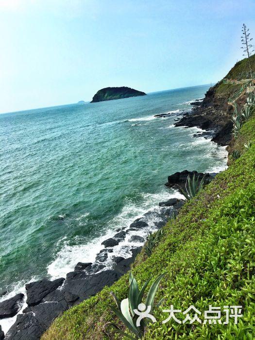 漳州火山岛旅游休闲度假村的点评