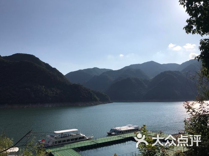 浙东大峡谷风景区图片 - 第2张