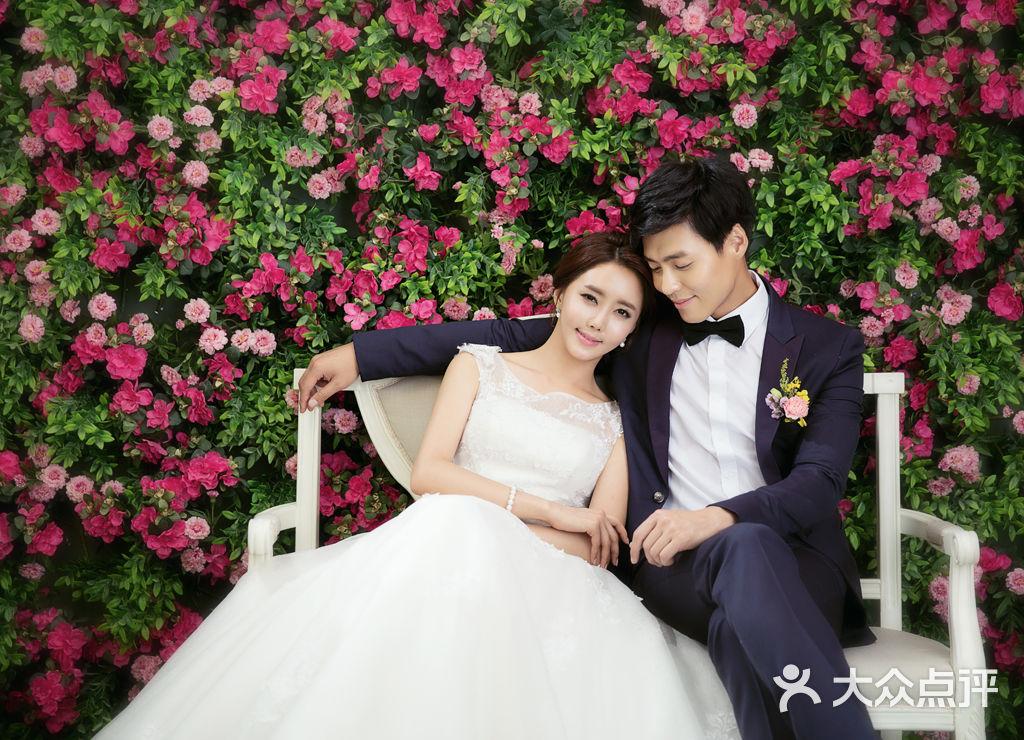 【私人订制-结婚套餐】-米兰春天婚纱摄影-大众点评网
