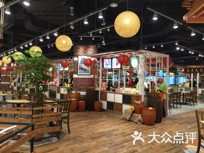 亚惠美食美食(永旺番禺店)图片-第2张研究的旅游广场概况图片
