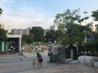 河源市儿童公园-停车场