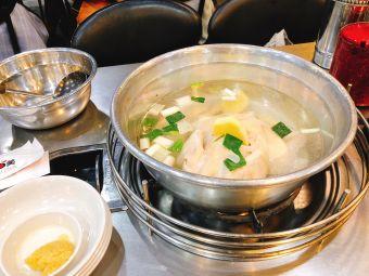 陳玉華奶奶一只雞