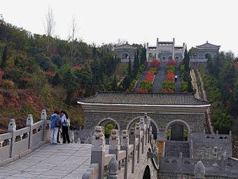 刘壮肃公墓园