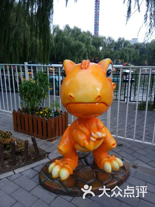 朝阳公园亲子动物园图片 - 第27张
