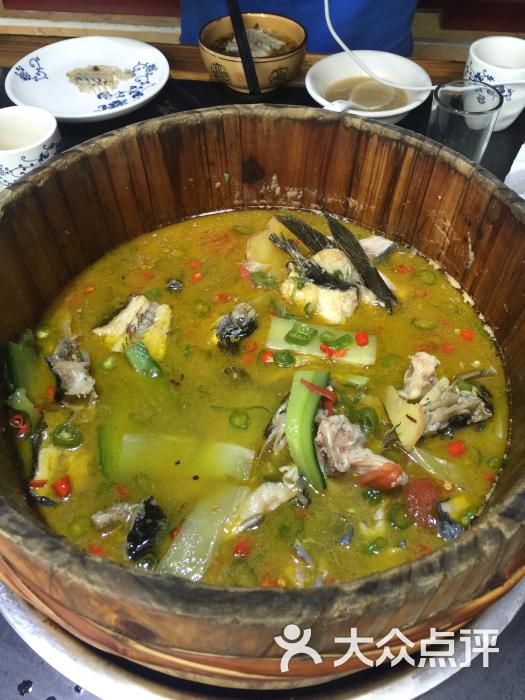 雅府正红木桶鱼(勉县店)-图片-勉县美食-大众点评网