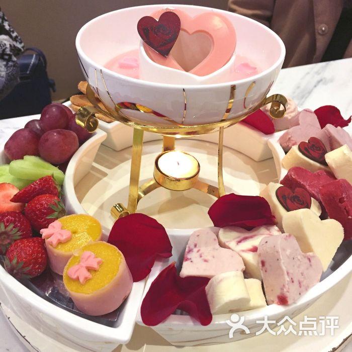 根达斯玫瑰女王冰淇淋火锅-哈根达斯玫瑰女王