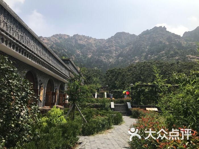 青岛藏马山悠然谷度假村的点评