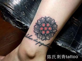 陈氏刺青tattoo
